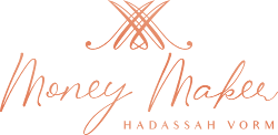 Hadassah Vorm Money Maker Logo